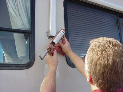 The Rv Doctor Motorhome Windshield Sealant Sought