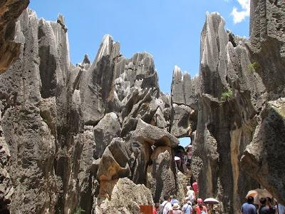 Hutan Batu Shilin