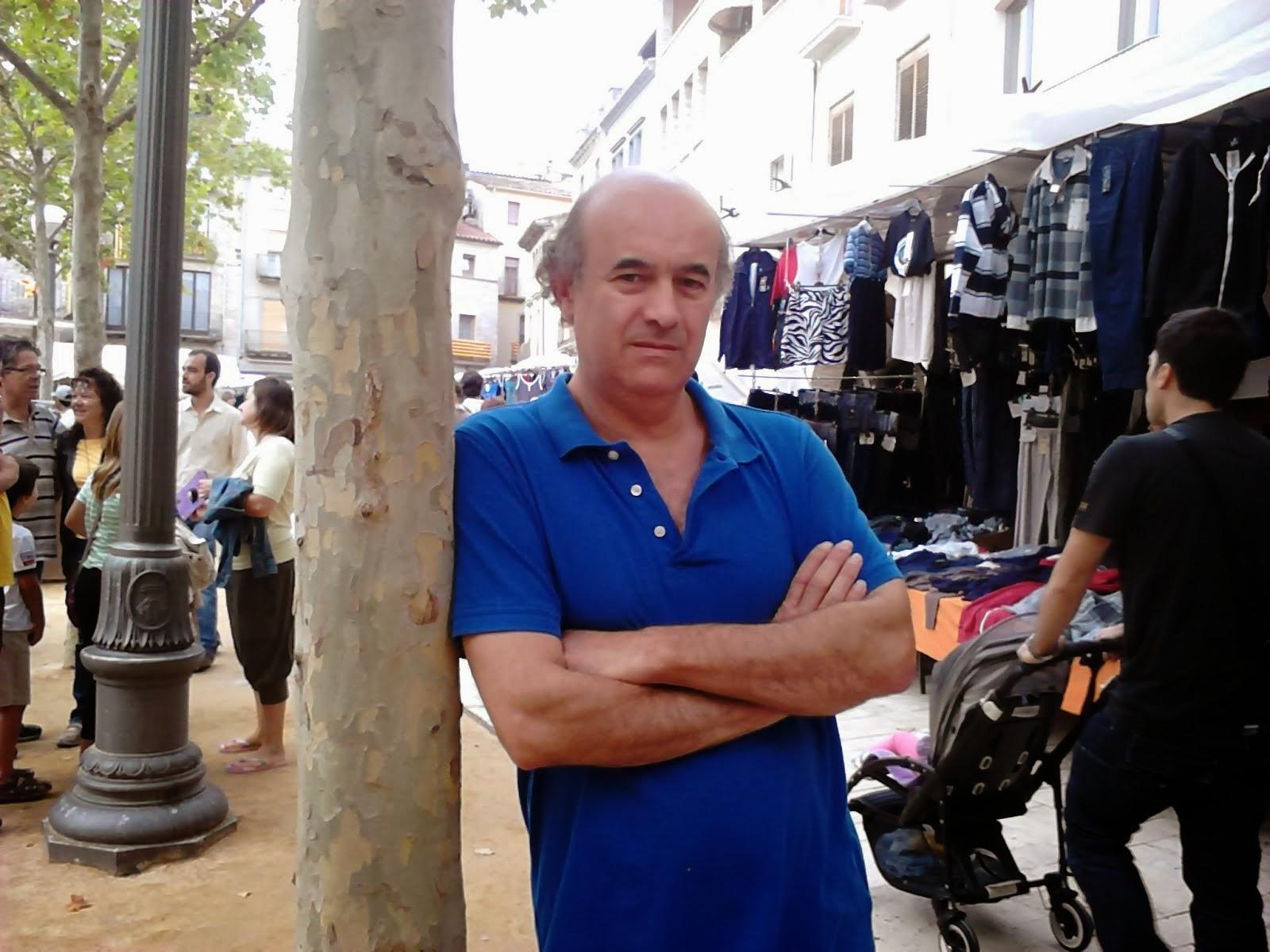 XAVIER VALDERAS, CREADOR DEL BLOG