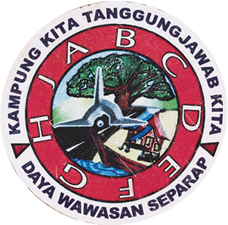 Logo Kampung Separap