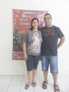 COORDENADORA DO MINISTÉRIO AGAPE - FAMILIA