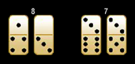 cara menghitung kartu domino dalam permainan domino qq 99