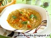 Zeleninová polievka - recept