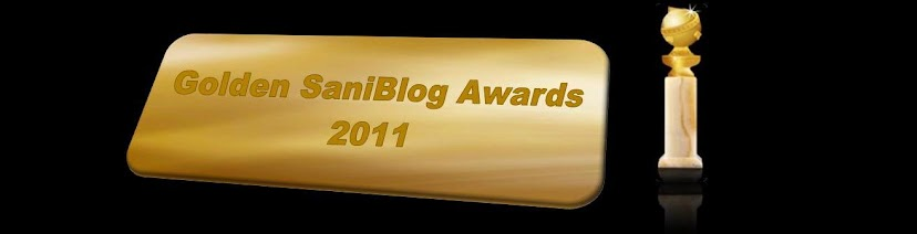 Golden SaniBlog Awards
