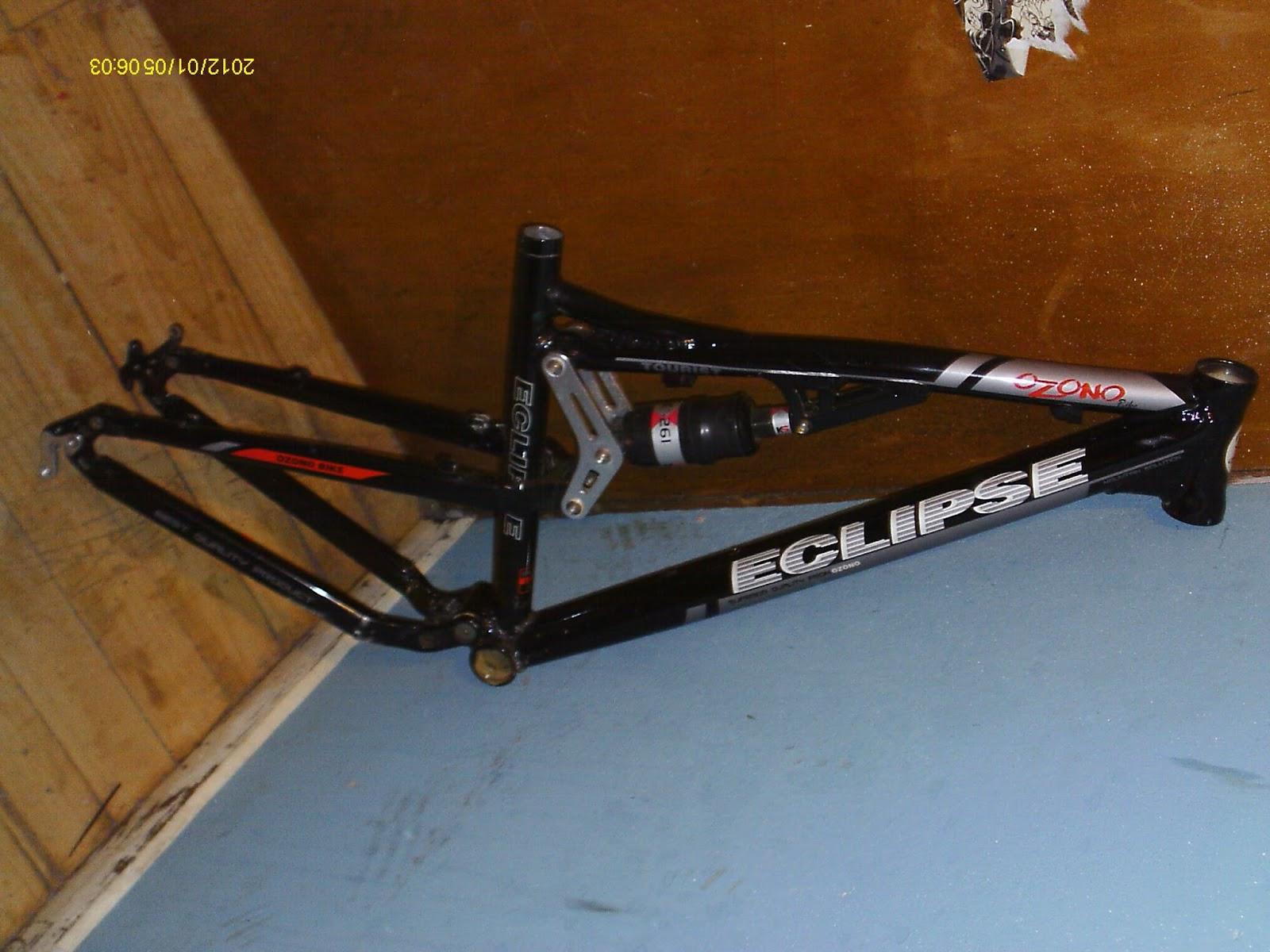Vendo marco mtb doble suspensión - Bicicletas-Marcos Suspensiones ...
