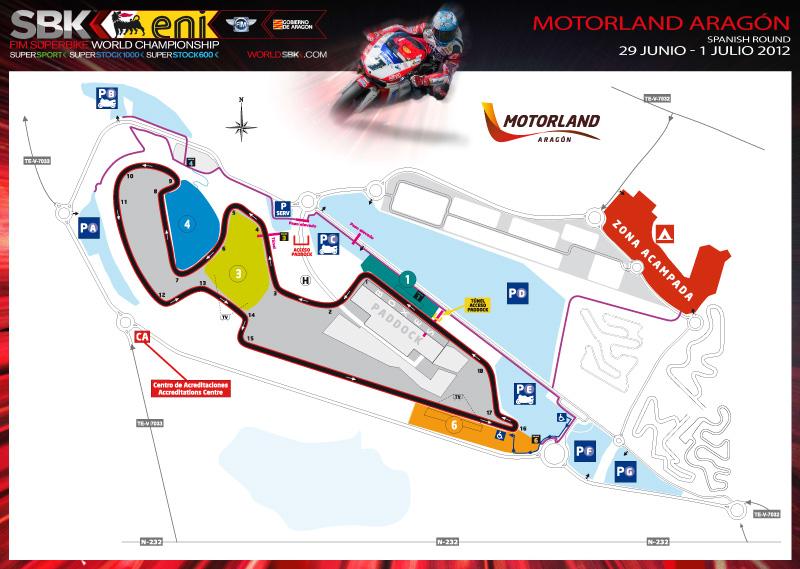 Circuito Motorland : Voromv moto información de sbk motorland precios