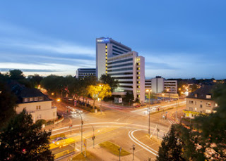 Neues Hotel in Essen, Webers Hotel im Rurhturm, City Partner Hotel Essen