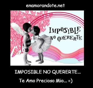 Frases De Amor: Imposible No Quererte