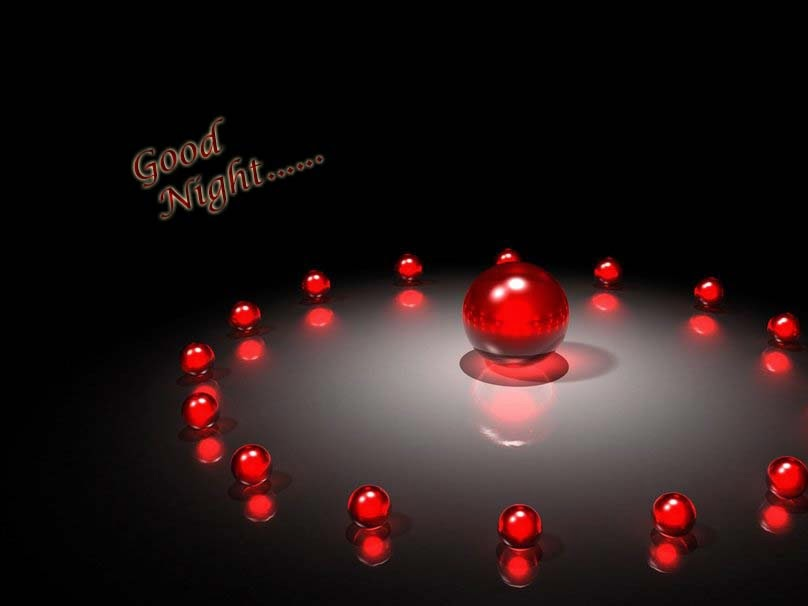 glass-3d-cg-photograp-good-night
