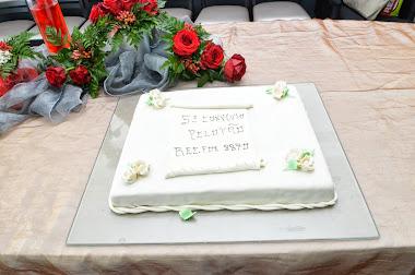 O nosso bolo!