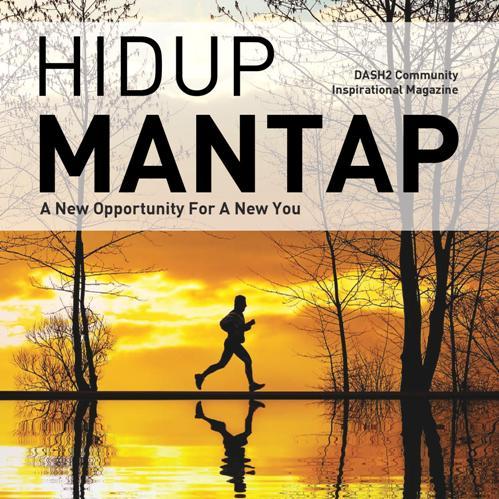 Majalah Hidup Mantap......GRATIS.