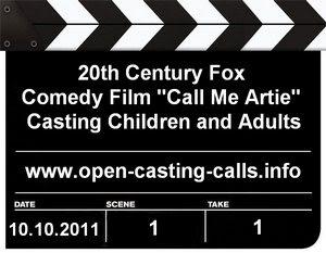 Atlanta Call Me Artie Us and Them Open Casting Call