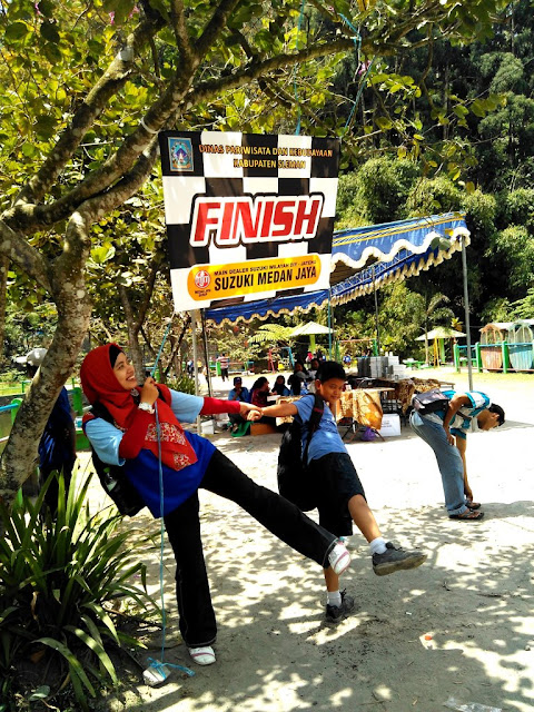 Jelajah Wisata Merapi; out door