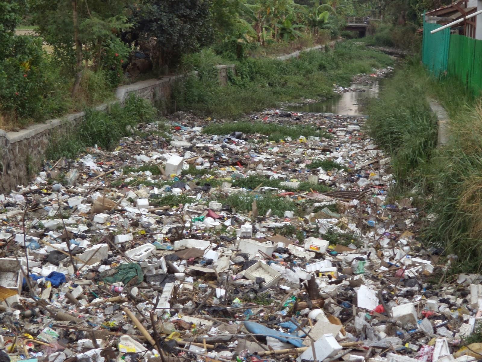 Faktor atau Punca Kejadian Pencemaran Alam SekitarPencemaran Pembinaan