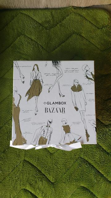 Glambox Novembro: Harper's Bazar!