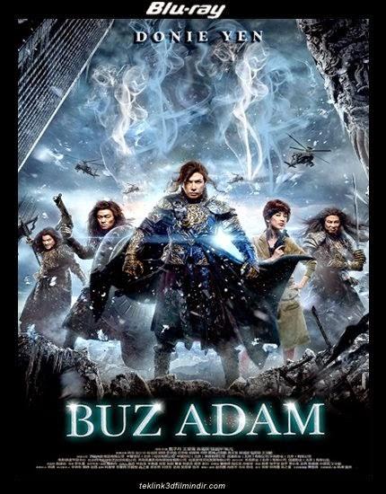 Buz Adam - Iceman (2014)  afis