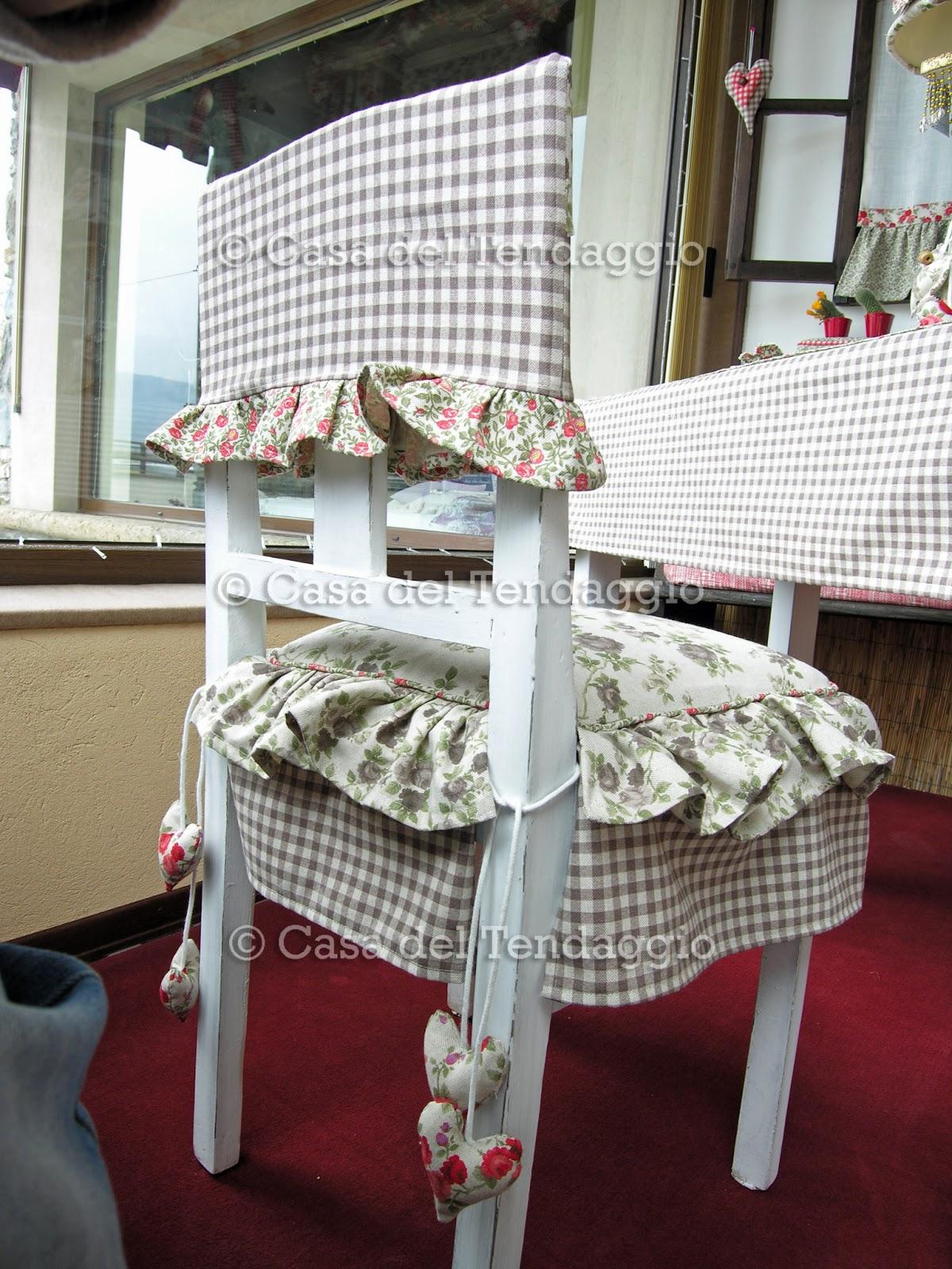 cuscini country per sedia | Tendenzialmente country