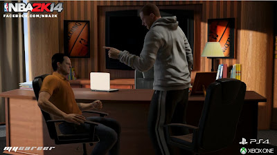 NBA 2K14 Next-Gen MyCAREER GM