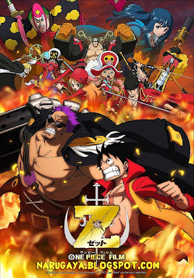 One Piece Film Z Subtitle Indonesia