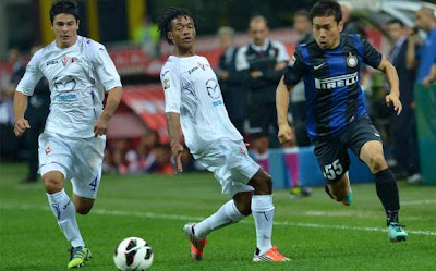 Hasil Inter Milan vs Fiorentina