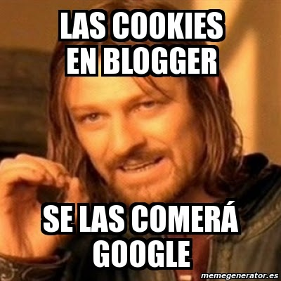 cookies blogger