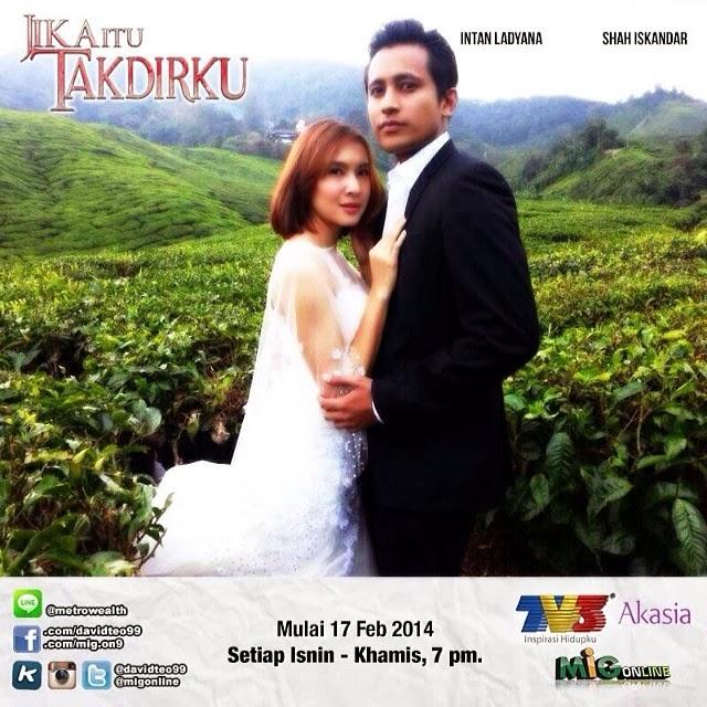 Jika Itu Takdirku (Akasia TV3)