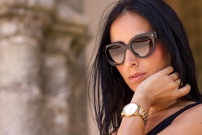 Gafas Prada 17 OS Negras