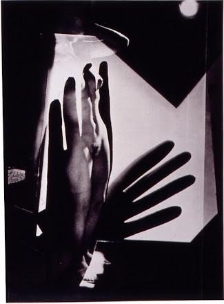 Sombras de manos dormidas