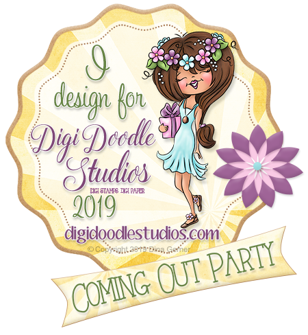 DT Digi doodle Studios Coming out Party