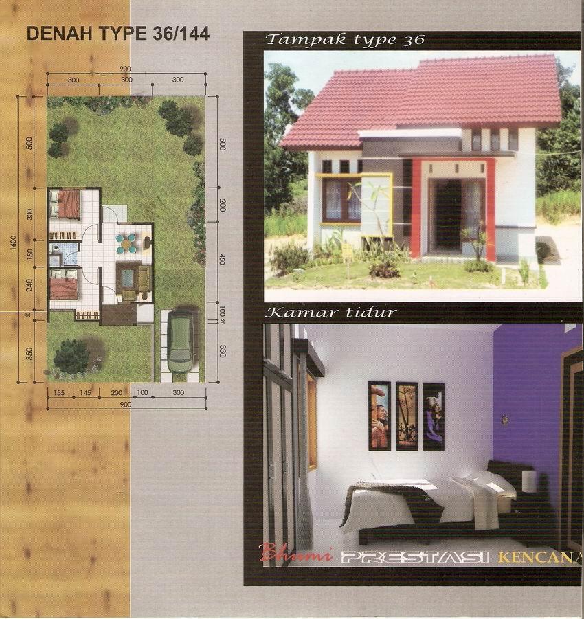 Rumah Minimalis Type 36 2015 Rumah Minimalis 2015