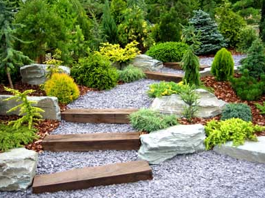 Garden Design 2011: Rock Garden Designs