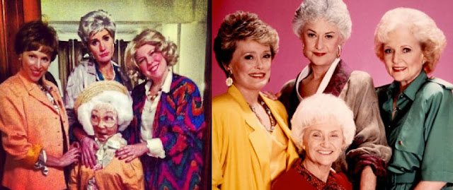 Golden Girls Halloween Costume