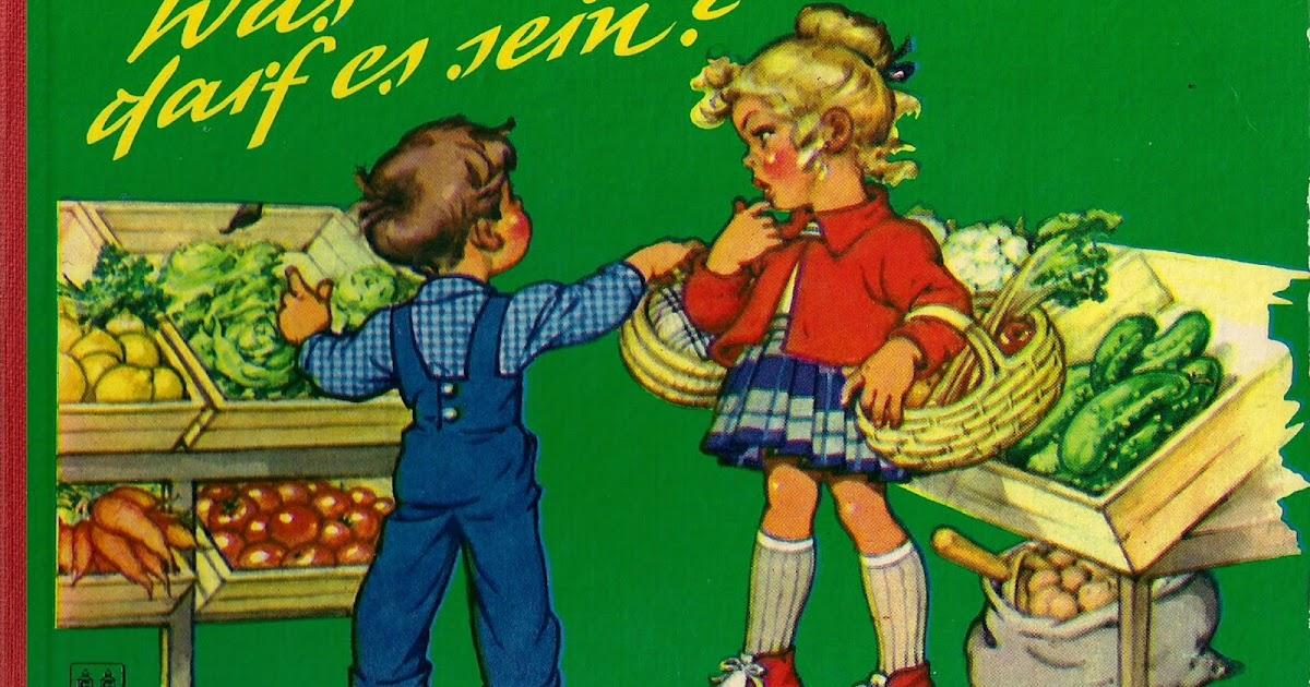 Good Life 2 Go Vintage Children Book Was Darf Es Sein How Much Is It