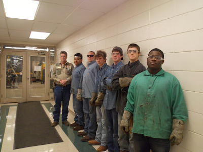Saline River Chronicle News: Students Receive OSHA Construction Safety