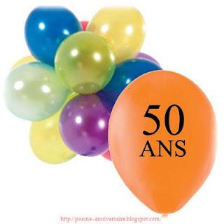 50 ans de ma mère