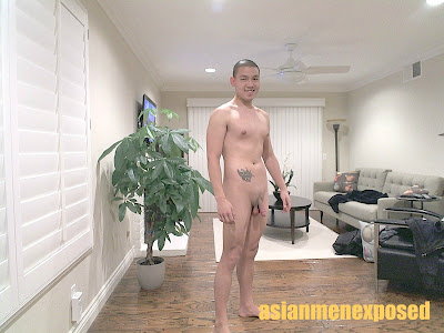 P6 Thick Cock Asian Dude