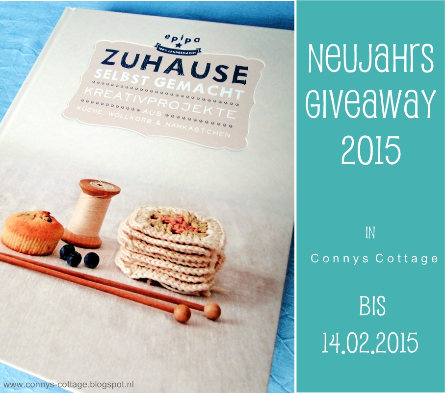 Give away bei Conny´s Cottage