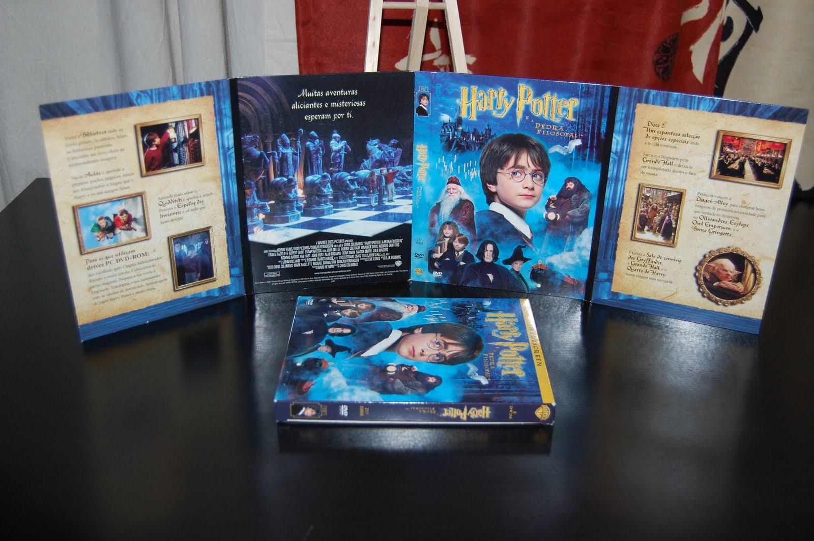Harry Potter É A Pedra Filosofal with regard to i love world movies collection . . .: harry potter e a pedra
