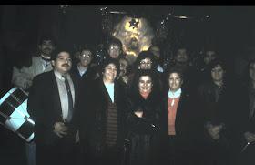 XXV Aniversario Coro de María Auxiliadora de la Alhambra. Noviembre de 1989-Noviembre de 2014