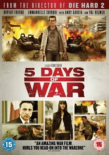 Ver 5 days of war (2011) Online