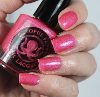 Octopus Party Nail Lacquer It Finally Happened by Bedlam Beauty