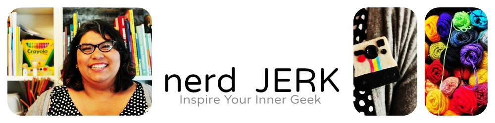 nerd JERK - Inspire Your Inner Geek
