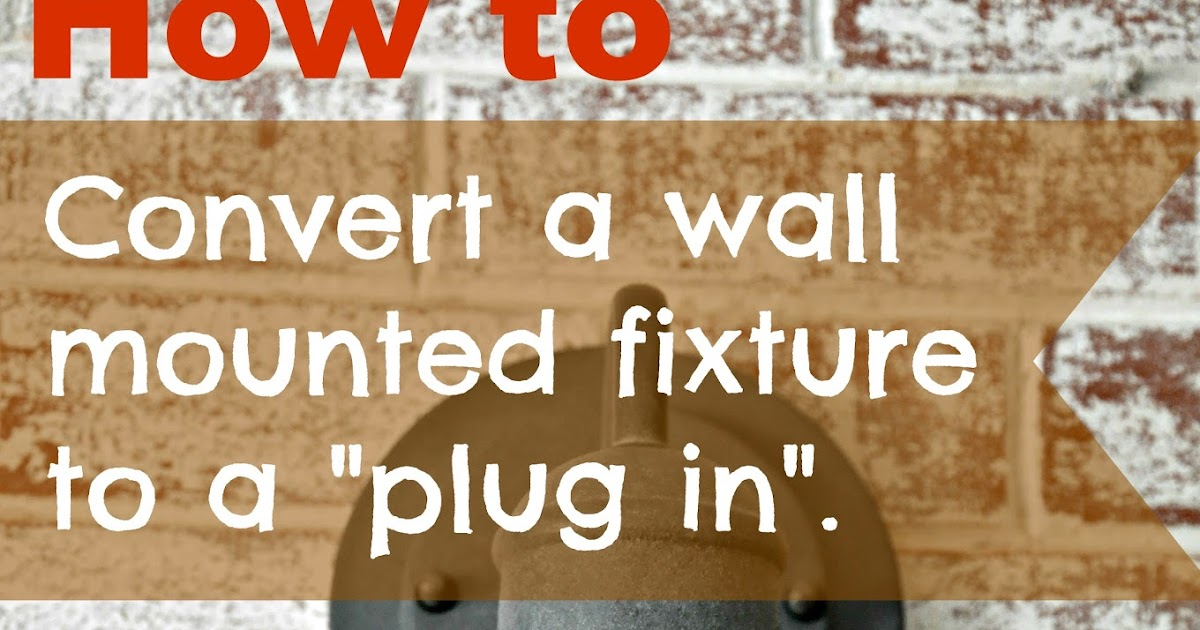 serendipity refined blog  how to add an electrical plug to