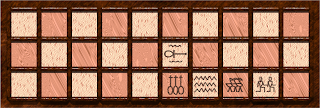 printable senet board