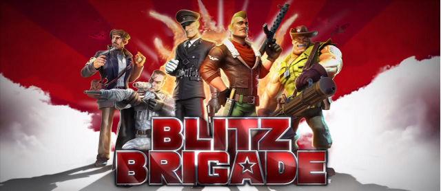 Blitz Brigade Android