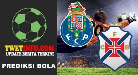 Prediksi Porto vs Belenenses