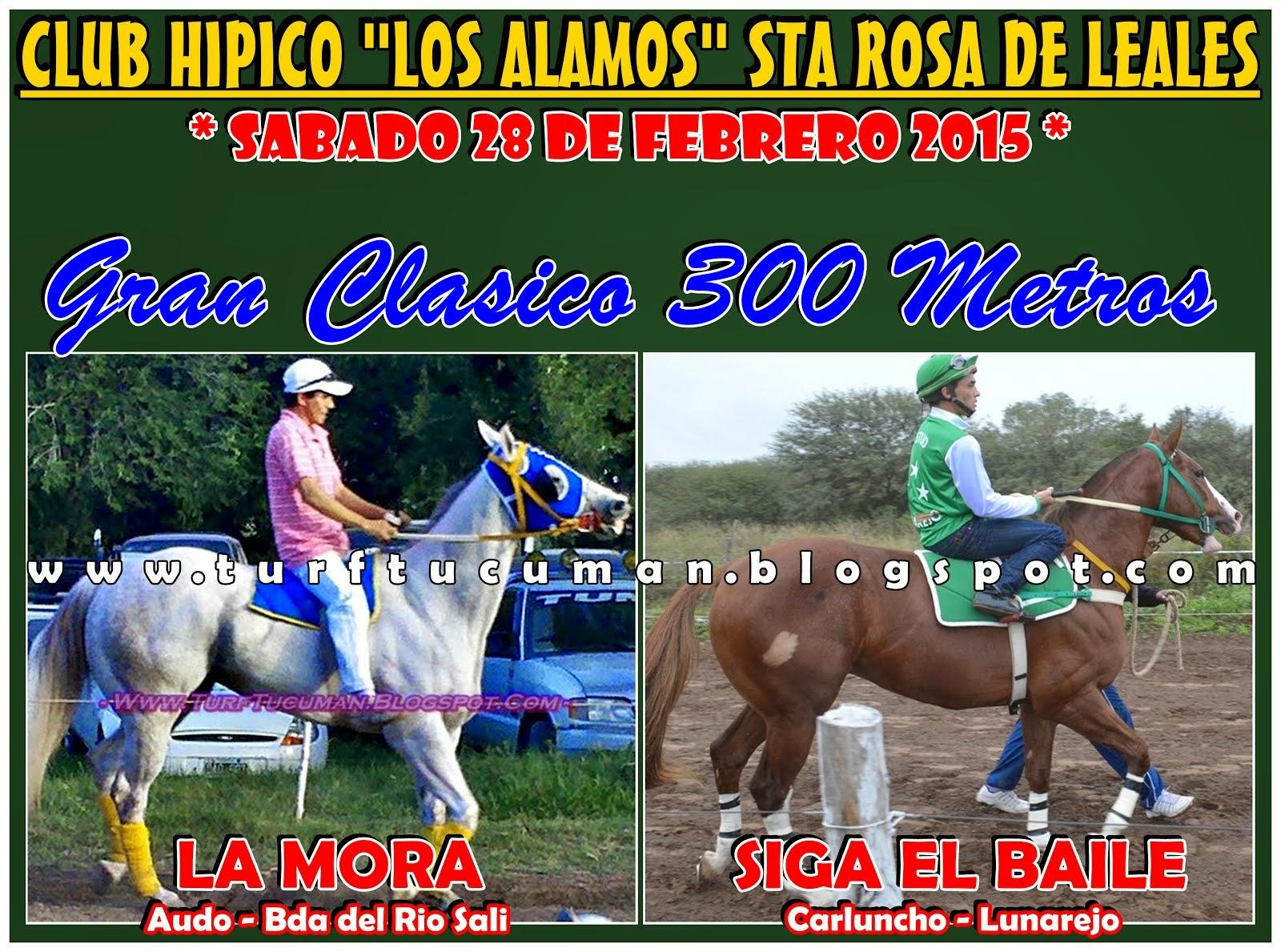MORA VS SIGA EL BAILE