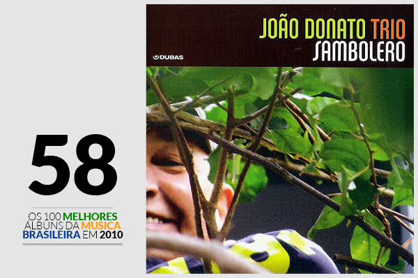 João Donato Trio - Sambolero