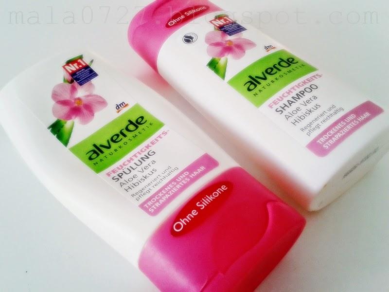 Alverde aloes i hibiskus