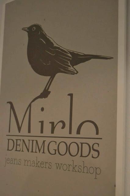 """Mirlo Denim Goods"""